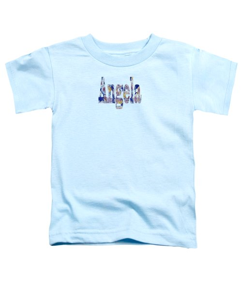 Angela Toddler T-Shirt