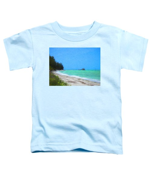 Anna Maria North Shore Toddler T-Shirt