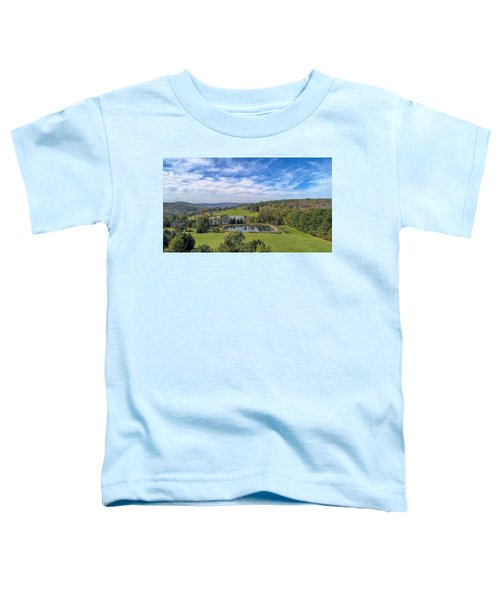 Artistic Hdr Sky  Toddler T-Shirt