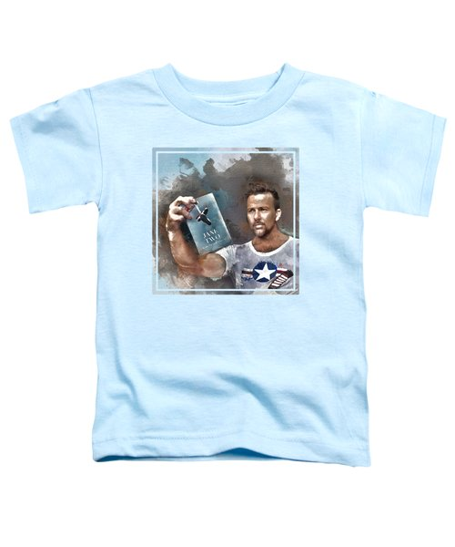 Flanery With Jane Two Toddler T-Shirt