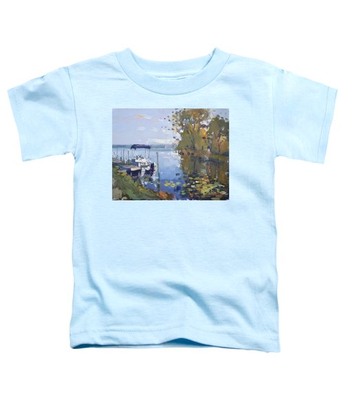 At The Dock Toddler T-Shirt