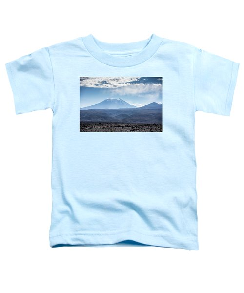 Atacama Volcano Toddler T-Shirt