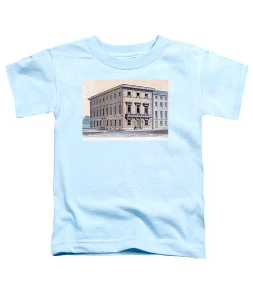 Athenaeum Perspective Toddler T-Shirt