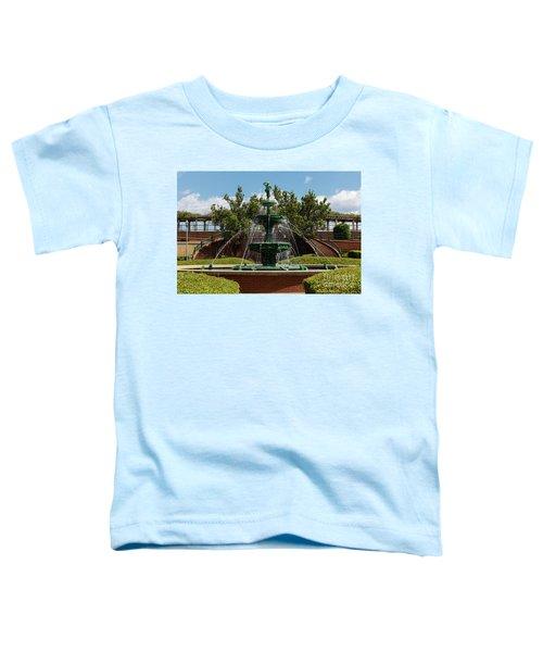 Augusta Riverwalk - Augusta Ga Toddler T-Shirt