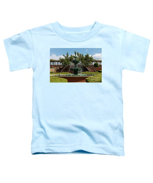 Augusta Riverwalk - Augusta Ga Toddler T-Shirt