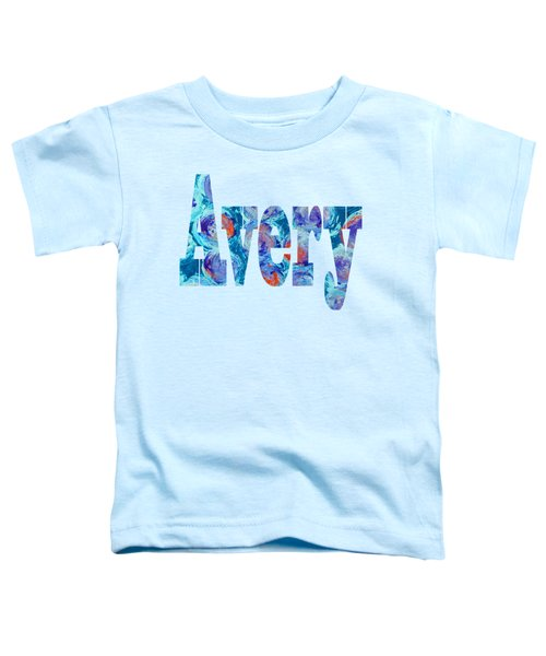 Avery Toddler T-Shirt