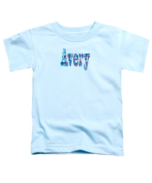 Avery Toddler T-Shirt