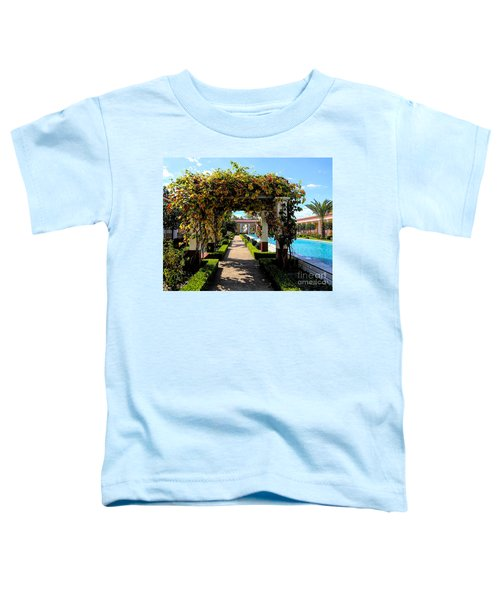 Awesome J Paul Getty Villa Pacific Palisades California  Toddler T-Shirt