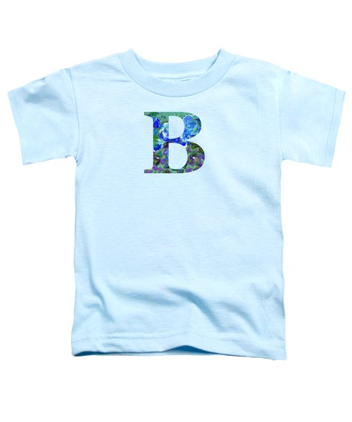 B 2019 Collection Toddler T-Shirt