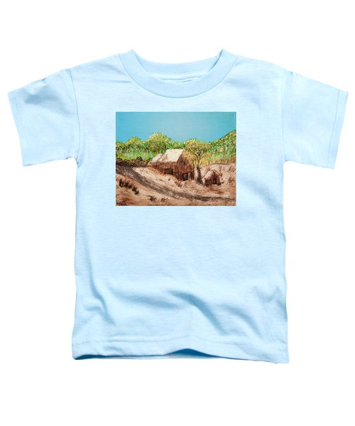 Barn On The Hill Toddler T-Shirt