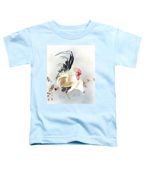 Barnyard Fowl Toddler T-Shirt