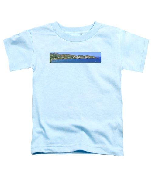Beaches Of Bali Toddler T-Shirt