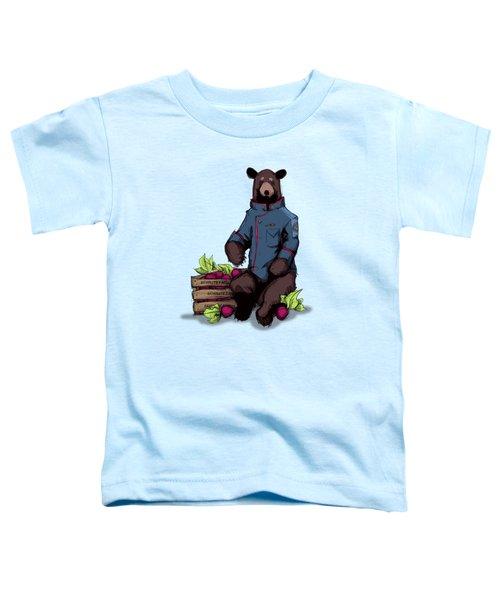 Bears Beets Battlestar Toddler T-Shirt