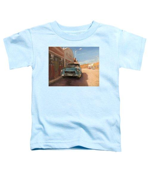 Beautiful Downtown Lowell, Arizona Toddler T-Shirt