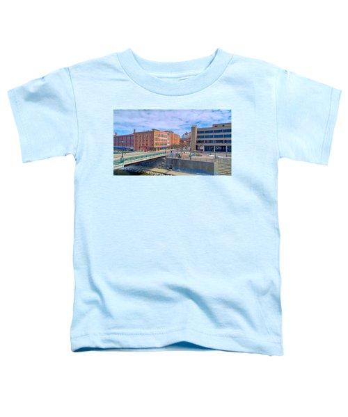 Binghamton Art Toddler T-Shirt