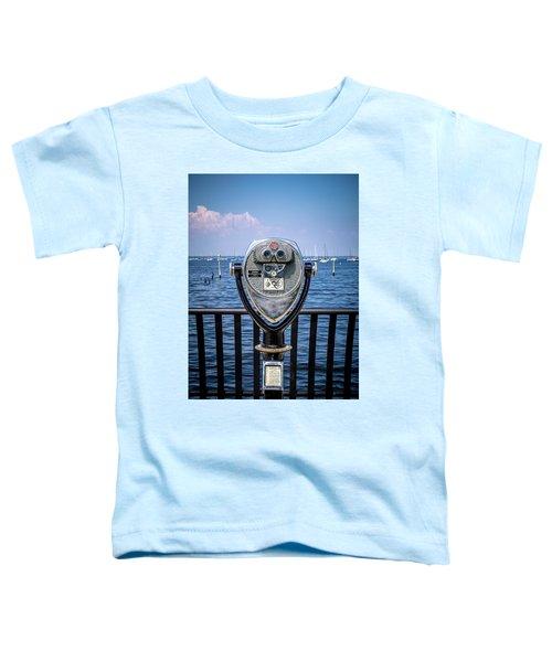 Binocular Viewer Toddler T-Shirt