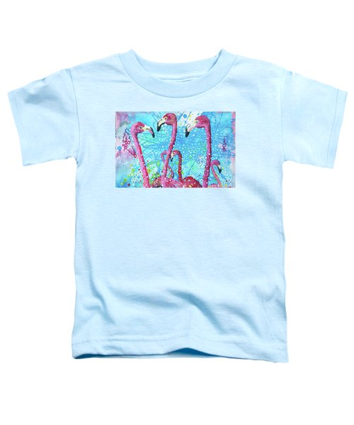 Birds Of A Feather Toddler T-Shirt