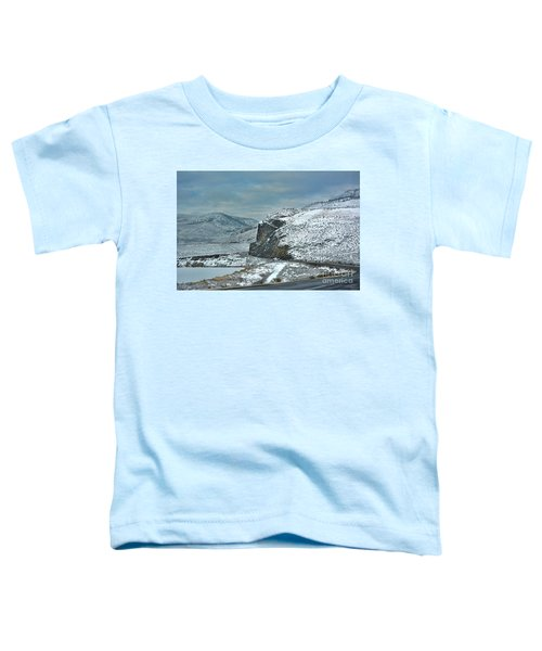 Blind Corner Toddler T-Shirt