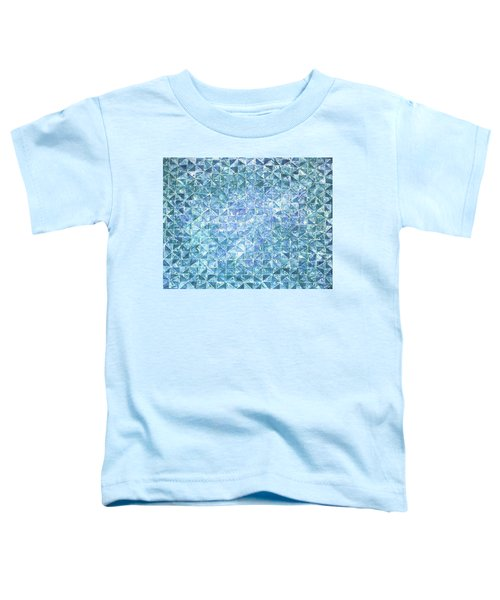 Blue Thaw 1 Toddler T-Shirt