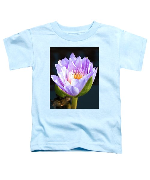 Brillance In Purple Toddler T-Shirt