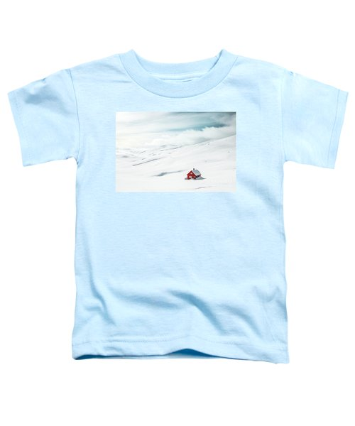 By Myself Toddler T-Shirt
