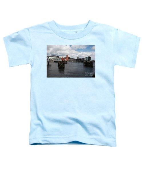 Cardiff Bay  Toddler T-Shirt