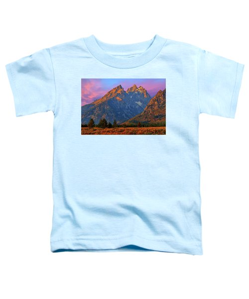 Toddler T-Shirt featuring the photograph Cathedral Dawn by Greg Norrell