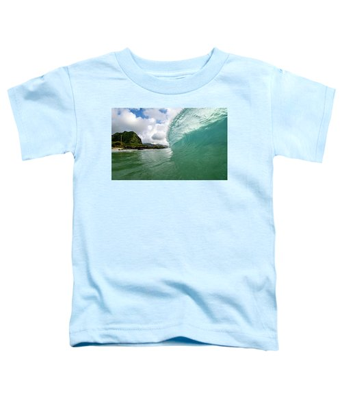 Clear Water Toddler T-Shirt