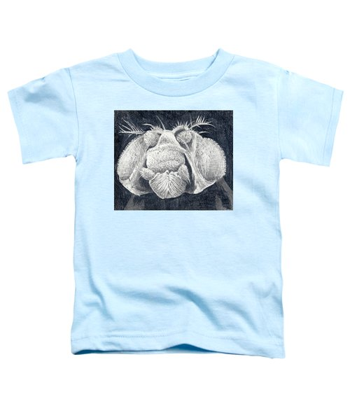 Close-up Portrait Toddler T-Shirt