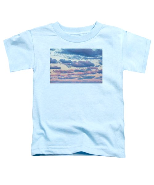Clouds In The Sky Toddler T-Shirt