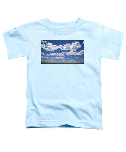 Clouds, Part 1 Toddler T-Shirt