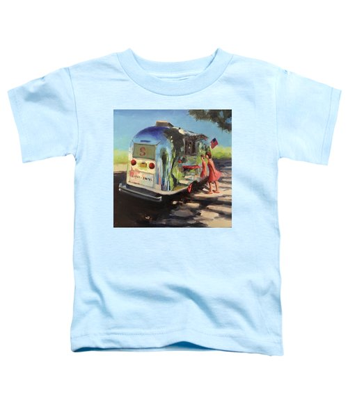 Coffee In The Shade Toddler T-Shirt
