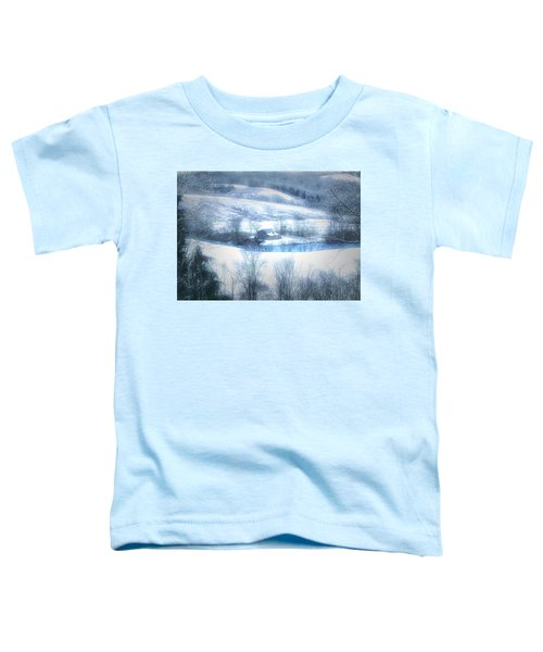 Cold Valley Toddler T-Shirt