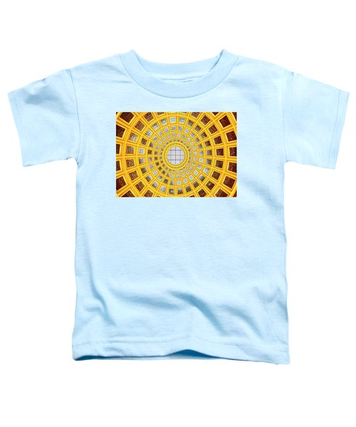 Colours. Gold Toddler T-Shirt