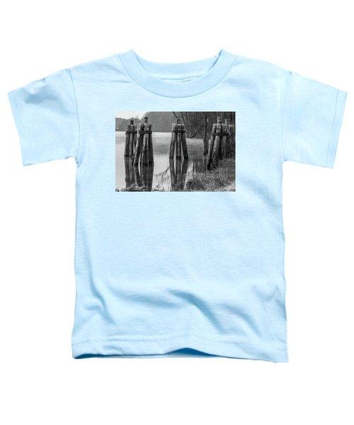 Connecticut River At Dawn Toddler T-Shirt
