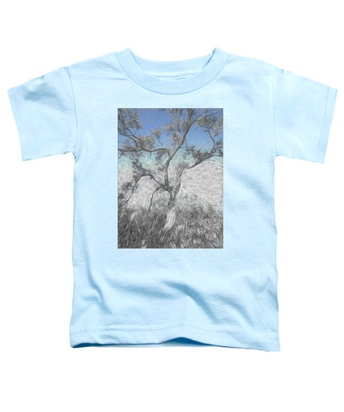Creeping Up Toddler T-Shirt