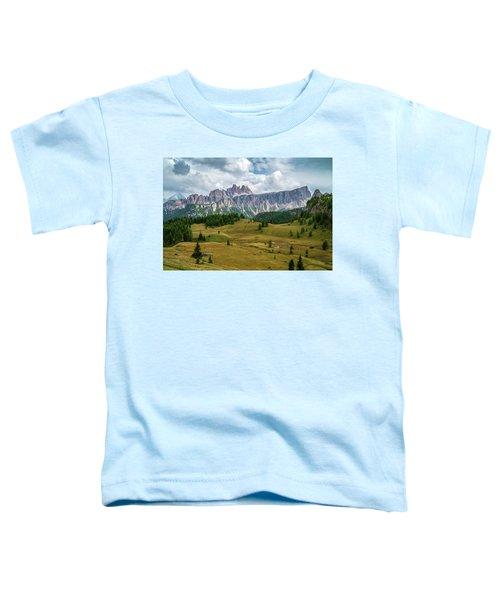 Croda Da Lago Toddler T-Shirt