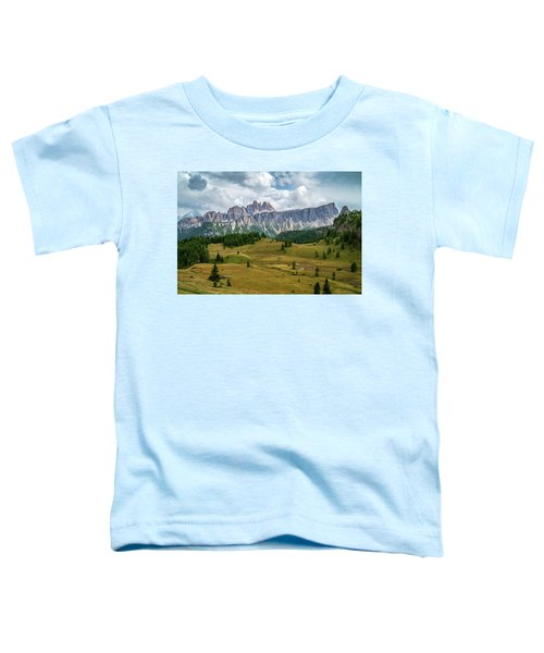 Croda Da Lago Toddler T-Shirt