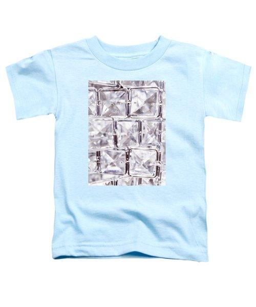 Crystal Bling V Toddler T-Shirt