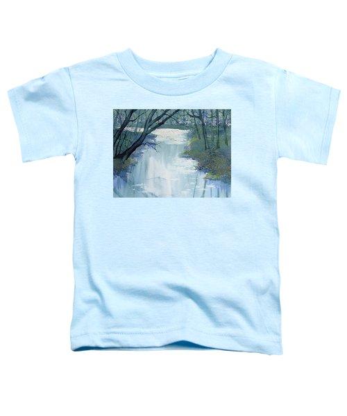 Dazzle On The Derwent Toddler T-Shirt