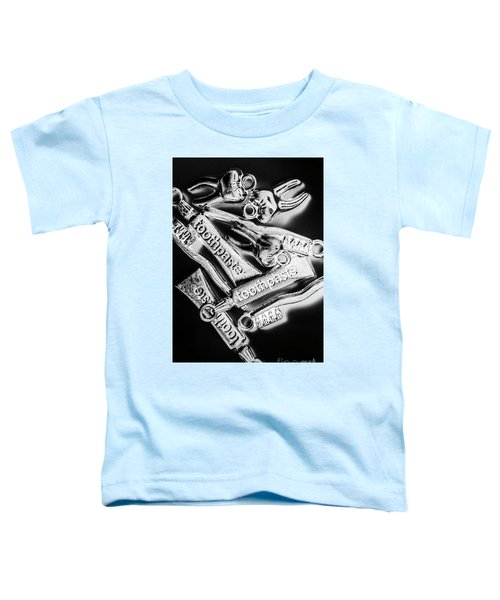 Dentist Still Life Design Toddler T-Shirt