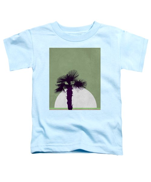 Desert Palm Tree Toddler T-Shirt