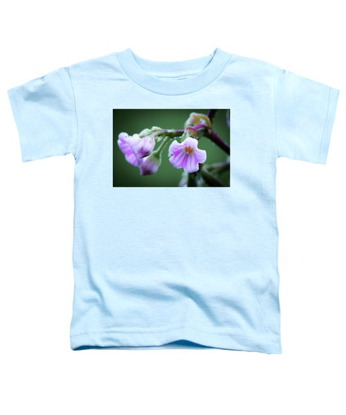 Dewy Dogbane #1 Toddler T-Shirt