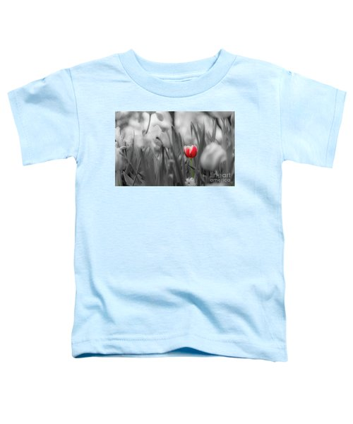 Different Toddler T-Shirt
