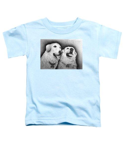 Dixie And Savannah Toddler T-Shirt
