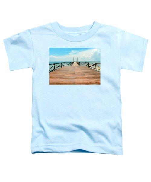 Dock To Infinity Toddler T-Shirt
