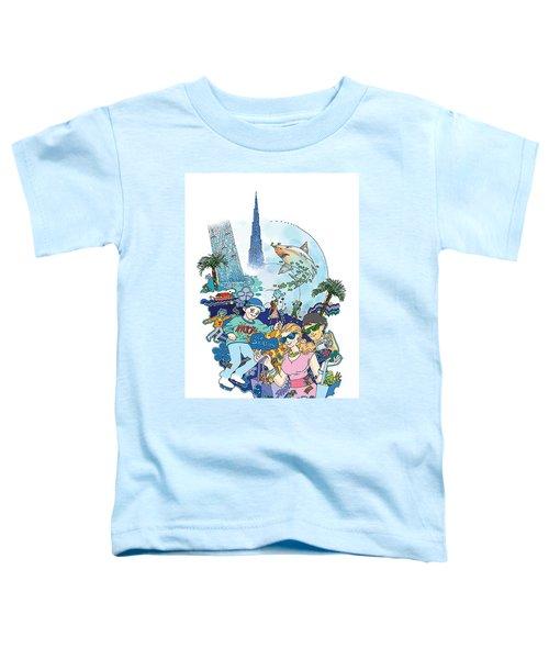 Dubai Mall  Toddler T-Shirt
