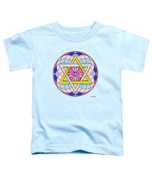 Eager Soul Portrait Toddler T-Shirt