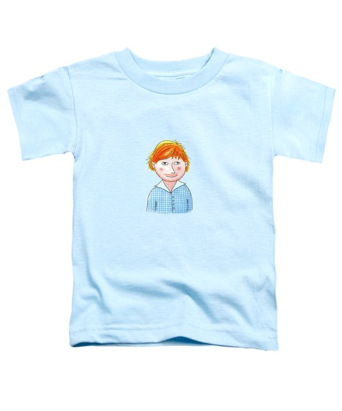 Ed Toddler T-Shirt