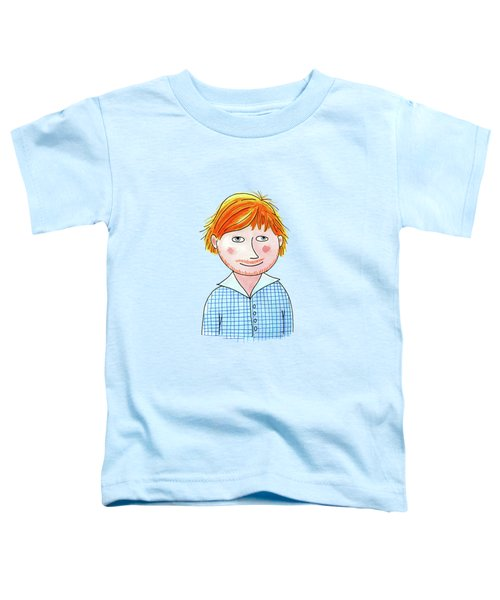 Ed Toddler T-Shirt